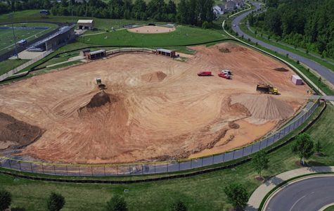The Latest Addition: GC's New-and-Improved Baseball Field