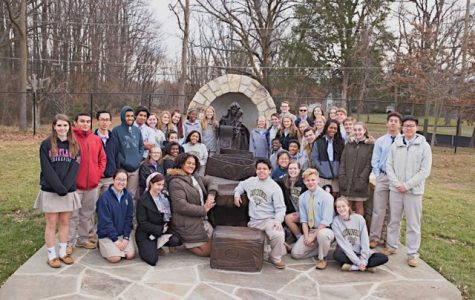 Called to Participate: The Dedication of GC's Grotto