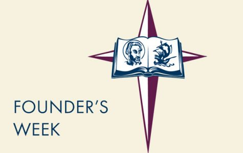 At the Close of Founders' Week