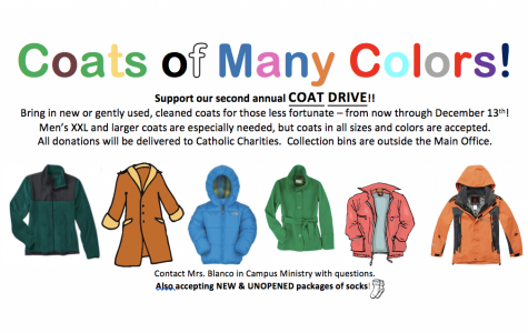 Donate to the Coat Drive!