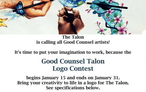 GC Talon Logo Contest!