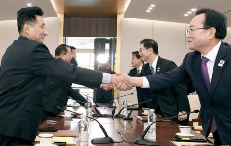 History Made with Korean Olympic Agreement