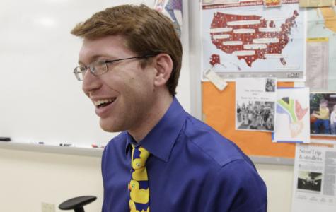 Humans of GC: Mr. Redmond