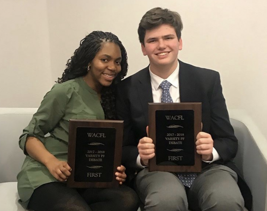 Speech and Debate Win Big at WACFL Metrofinals