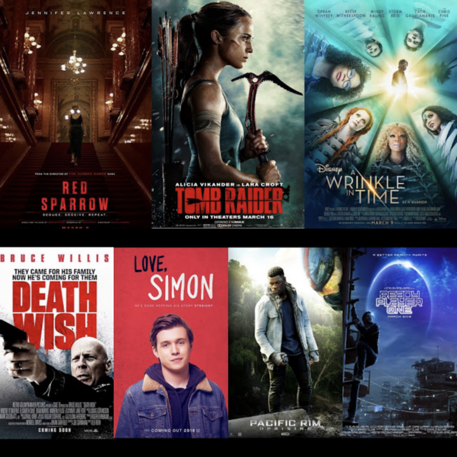 Best March Movies + Coupon!