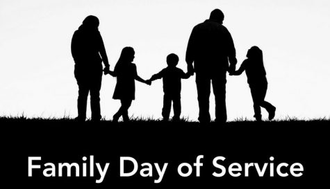 FAMILY DAY OF SERVICE – MARCH 10, 2018