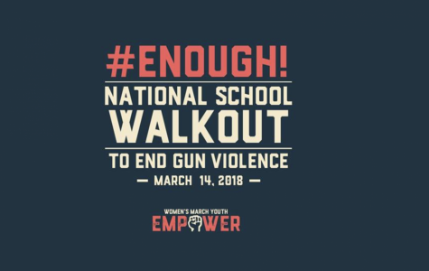 A Letter from the Co-Editors: National School Walkout Day at Good Counsel