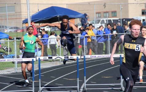 Proud-lights: Track Meet at Oakland Mills High School