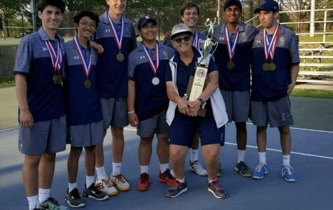 GC Tennis Team victory!
