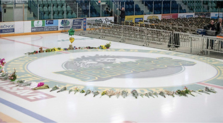 Humboldt Broncos Hockey Team in Crash Making a Difference