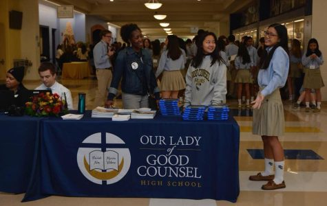 Week of 10/8-10/14 – Good Counsel's Open House 2018