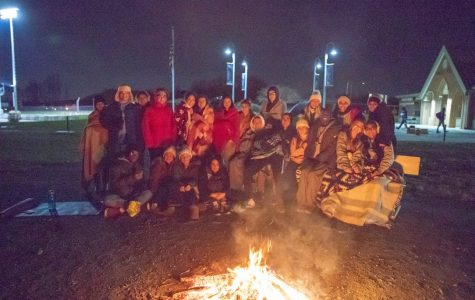 Sleep Out for Homelessness 2019