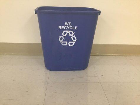 Classroom Recycling Bin