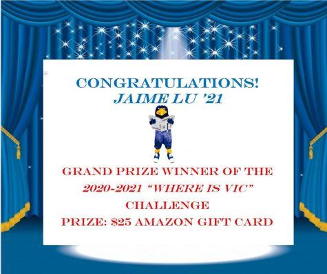 Where's Vic? Grand Prize